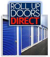roll up doors direct blue model and style