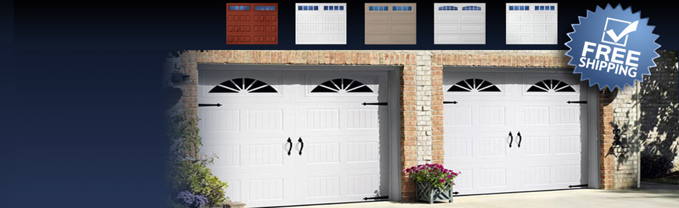 Garage Doors, Direct To Consumer